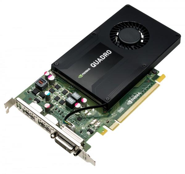 nVIDIA Quadro K2200 4GB RAM
