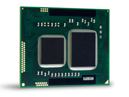 Intel Core i5 Mobile CPU | Sockel G1 PGA988 | Lenovo FRU 63Y1513