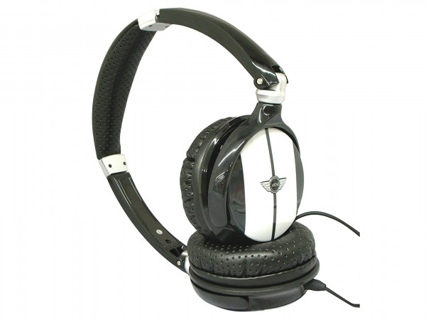 MINI Kopfhörer 814 mit Logo | Schwarz