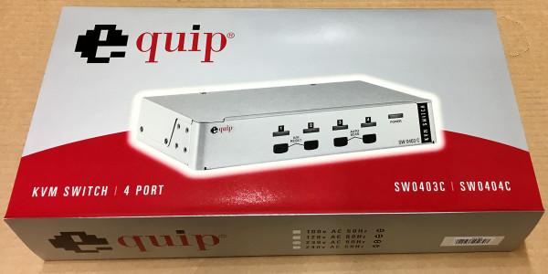 equip SW 0403C KVM Switch 4-port