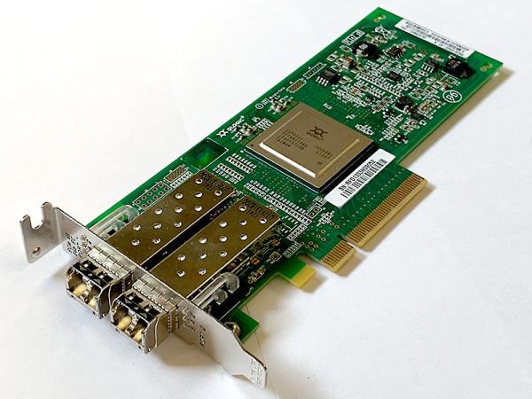 Dell Fibre Channel Karte QLogic QLE2562 | Low-Profil