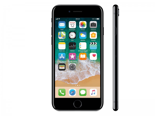 "Apple iPhone 7 128GB | Diamantschwarz | 4.7"" Retina Display"