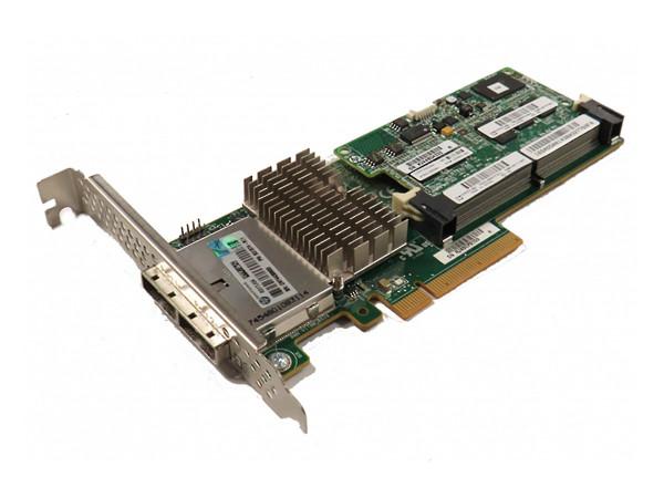 HP P421 | SAS 2-port Controller 6Gb/s | 2x extern mSAS