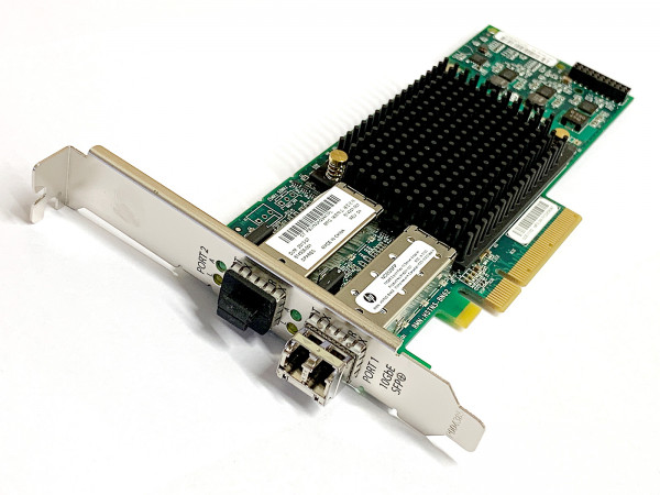 HP 10-Gigabit Ethernet Karte NC552SFP