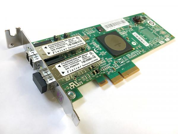 HP Fibre Channel Karte Emulex LPE11002   Low-Profil
