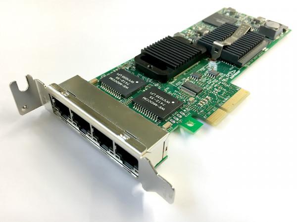 Dell Gigabit Ethernet Karte Intel Pro/1000 ET | Low-Profil