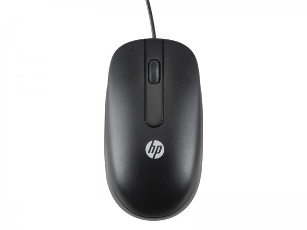 HP Optische Maus USB | schwarz