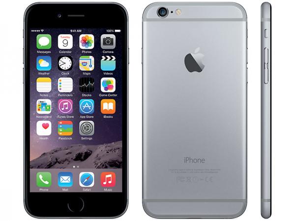 "Apple iPhone 6 16GB | Spacegrau | 4.7"" Retina Display"