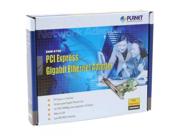 Planet Gigabit Ethernet Karte ENW-9700