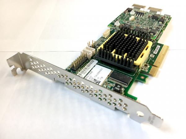 Adaptec ASR-5805Z   SAS-RAID-Controller 3Gb/s   2x mini SAS