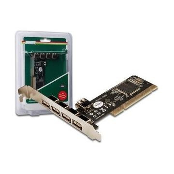 Digitus USB 2.0 PCI Karte