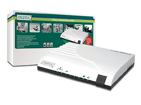 Digitus 200 Mbps High-speed Powerline Router DN-15017