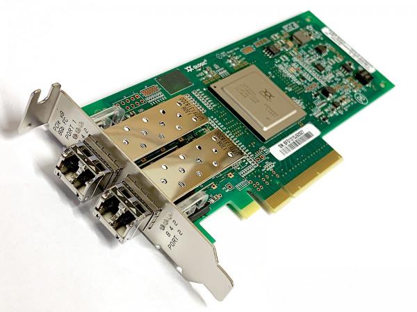 HP Fibre Channel Karte QLogic QLE2562 | Low-Profil