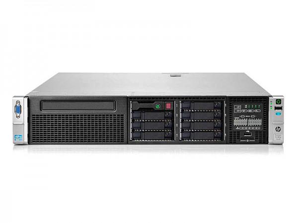 HP Proliant DL380p Gen8 | 1x Quad Core Xeon E5-2637 v2 | 64GB RAM