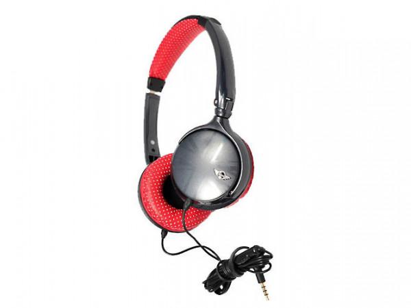 MINI Kopfhörer 813 mit Logo   Schwarz