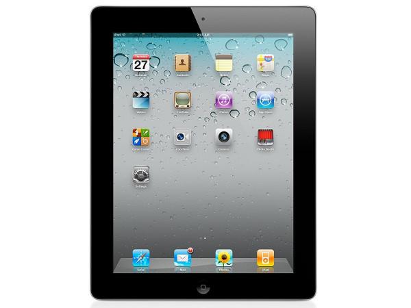 Apple iPad (2. Gen) WiFi+Cell 16GB | Schwarz