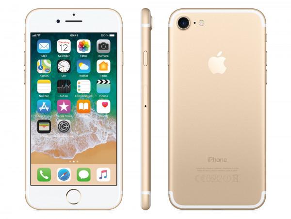 "Apple iPhone 7 256GB | Gold | 4.7"" Retina Display"