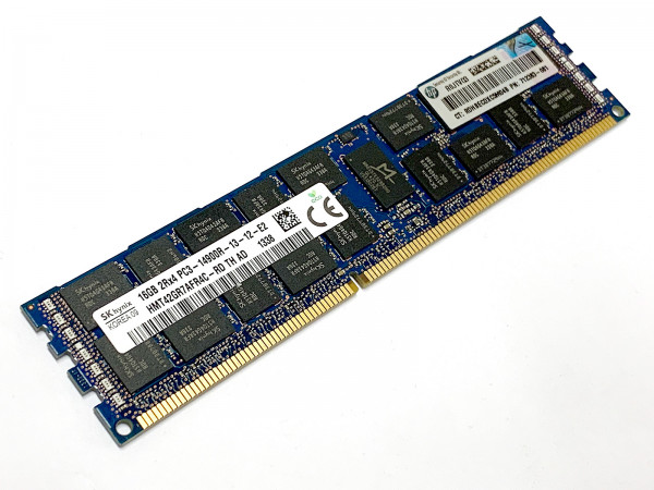 Hynix 16GB DDR3 PC3-14900R ECC 1866MHz Server RAM