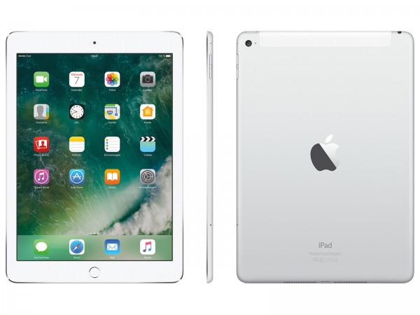 Apple iPad Air 2 WiFi+Cell 64GB | Silber | Retina Display