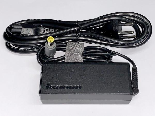 Lenovo Notebook-Netzteil 65W für ThinkPad T410, T420, T430 mit rundem Stecker
