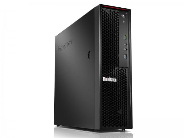 Lenovo ThinkStation P320 SFF | 16GB RAM & 256GB SSD NVMe | Quadro P1000 4GB | Windows 10 Pro