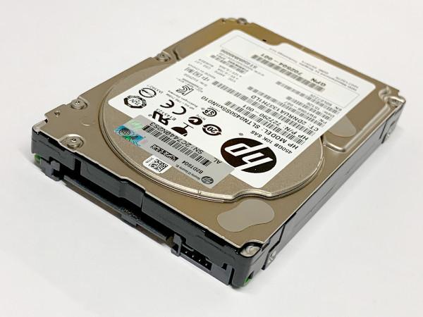 HP Server Festplatte 2.5 Zoll 450GB 10k