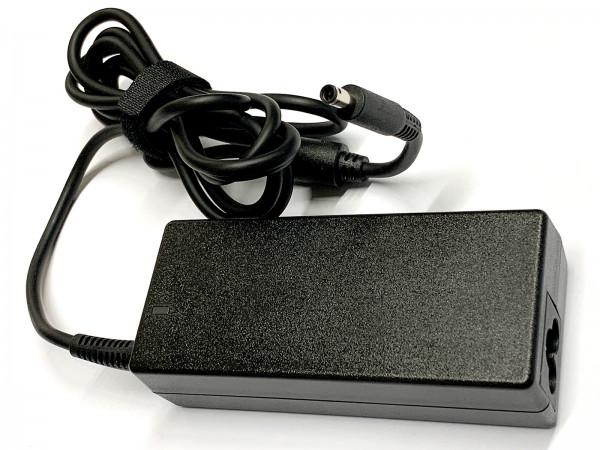 Dell Notebook-Netzteil 65W | mit rundem dünnem Stecker 4.5mm | Fabrikneu inkl. Netzkabel