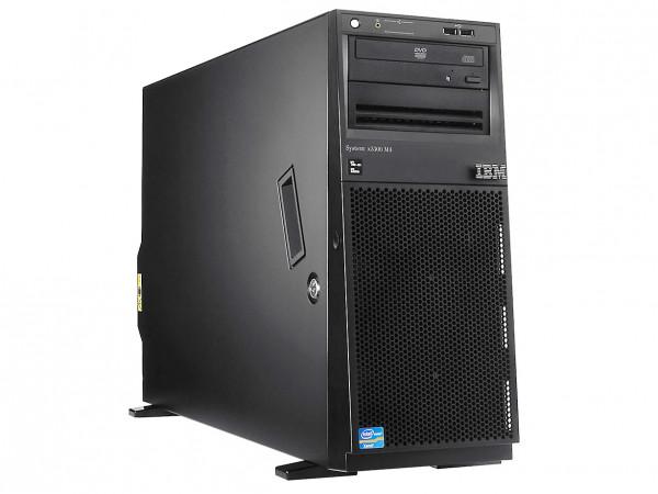 IBM TowerServer x3300 M4