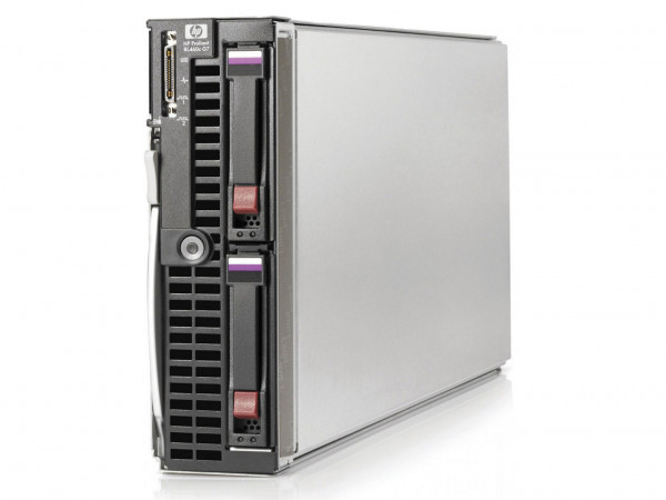 HP Blade BL460c G7