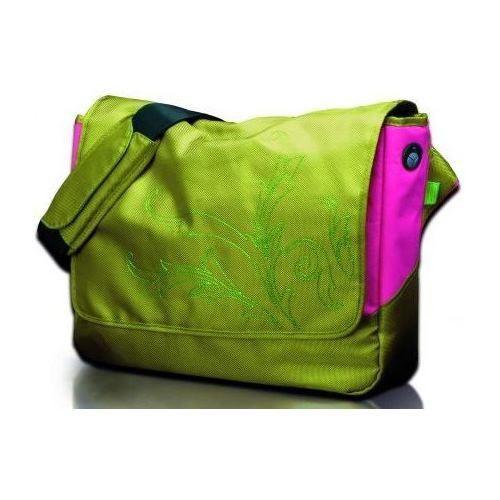 """Digitus Lifestyle Tasche 15.4"""" olive/pink"""