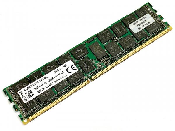 Kingston 16GB DDR3 PC3-12800R ECC 1600MHz Server RAM