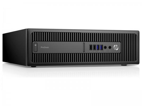 HP ProDesk 600 G2 SFF   8GB RAM & 256GB SSD   Windows 10 Pro