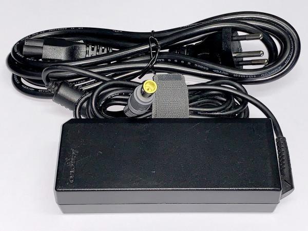 Lenovo Notebook-Netzteil 90W | 15 Zoll Notebook mit rundem Stecker