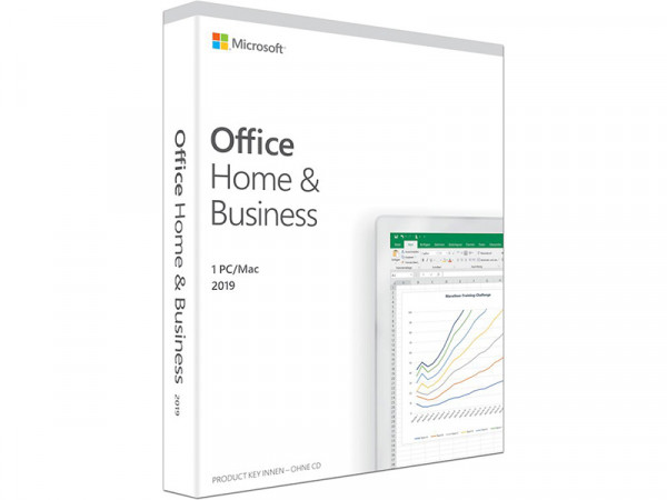 Microsoft Office Home & Business 2019 DE
