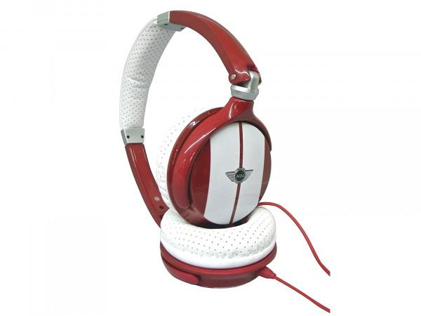 MINI Kopfhörer 814 mit Logo | Rot