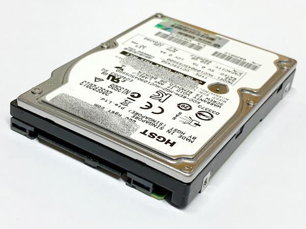 HGST Server Festplatte 2.5 Zoll 450GB 10k