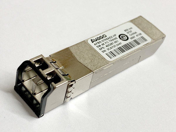 HP GBIC-MODUL 4GB Short Wave SFP (405287-001)