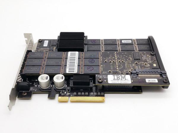 IBM 640GB High IOPS MLC Duo PCI-E Adapter