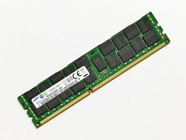 Samsung 16GB DDR3 PC3-12800R ECC 1600MHz Server RAM