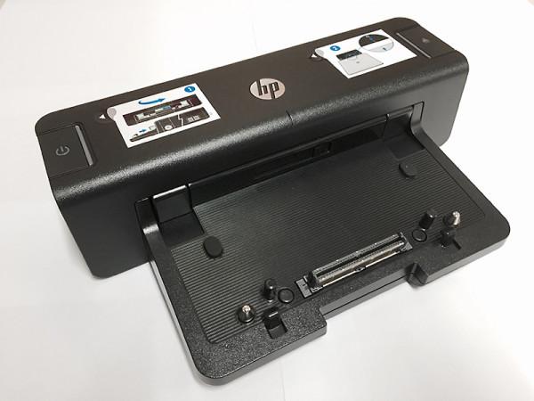 HP Dockingstation | USB 3.0 Version zu HP ProBook 650 G1 / 655 G1 / 640 G1 / 645 G1