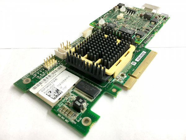 Adaptec ASR-5405Z ohne Bracket | SAS-RAID-Controller 3Gb/s | 1x mini SAS